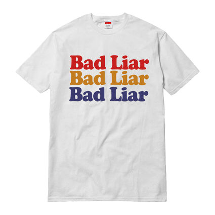 Selena Gomez : Bad Liar White T-Shirt