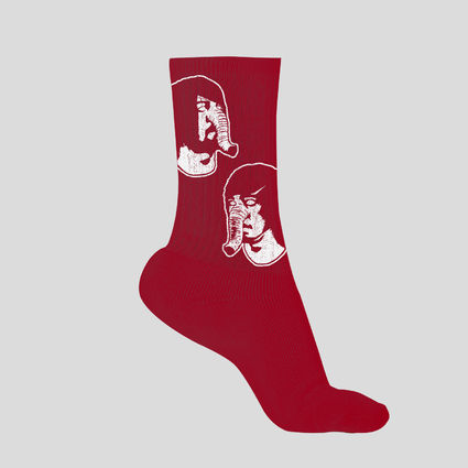 Death From Above 1979: DFA Logo Socks