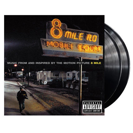 Eminem: 8 Mile (2 LP)