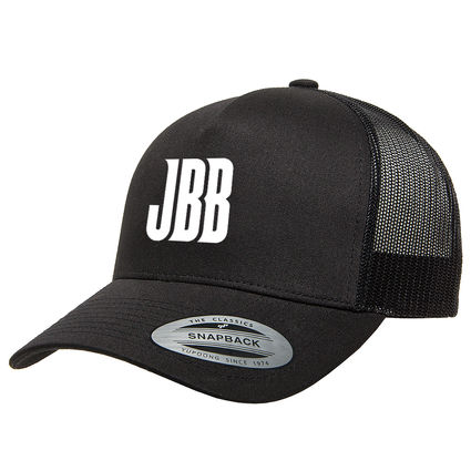 James Barker Band: JBB Logo Snapback