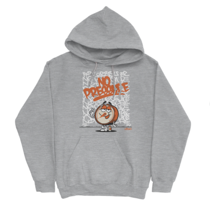 Logic: NO PRESSURE LIMITED EDITION HOODIE