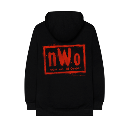 Nav: NWO WOLFPAC GOOD INTENTIONS HOODIE + DIGITAL ALBUM