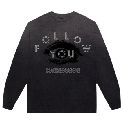 Imagine Dragons: Time Is Up Longsleeve