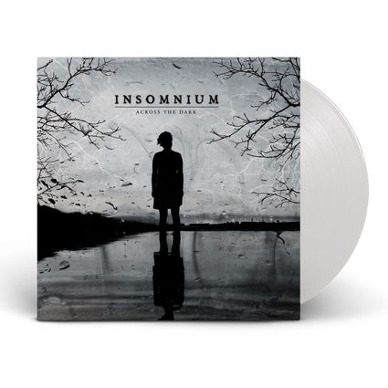 Insomnium: Across The Dark (Transparent Silver Vinyl)