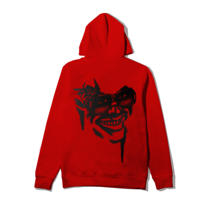 The Weeknd: INSOMNIAC PULLOVER HOODIE