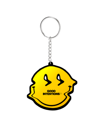 Nav: DISTORTED INTENTIONS KEYCHAIN