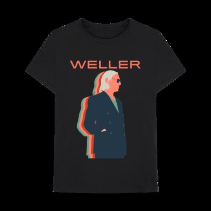 Paul Weller: Graphic T-Shirt - Black