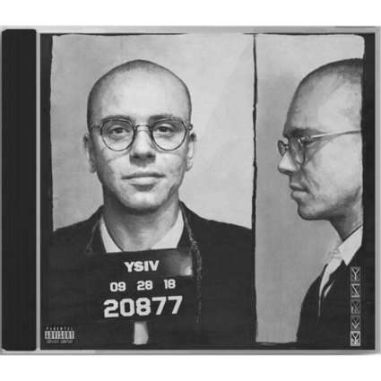 Logic: YSIV PHYSICAL ALBUM