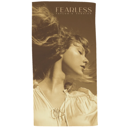 Taylor Swift: Album Beach Towel