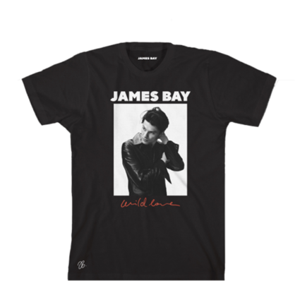 James Bay : Wild Love Tee