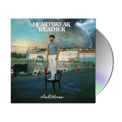 Niall Horan: Heartbreak Weather CD