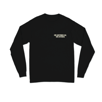 Niall Horan: Heartbreak Weather Black Longsleeve