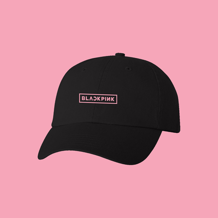 Blackpink: Logo Dad Hat