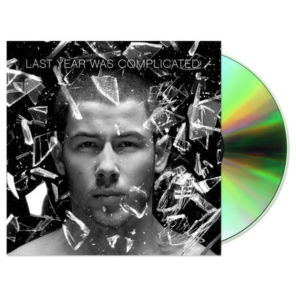 Nick Jonas: Last Year Was Complicated CD