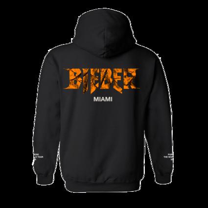 Justin Bieber: Bieber Miami Hoodie