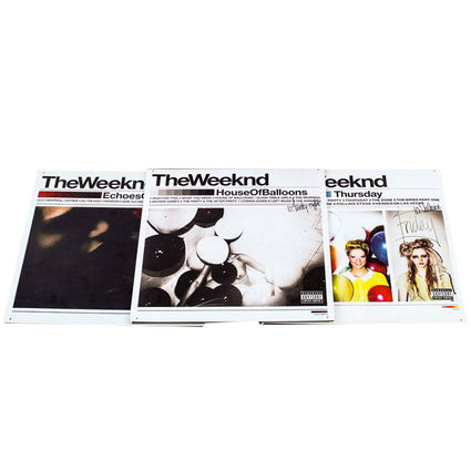 The Weeknd: Trilogy Vinyl Bundle