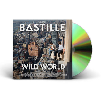 Bastille: Wild World CD