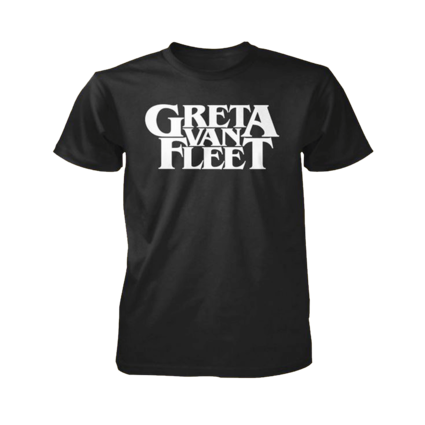 Greta Van Fleet : Logo Tee