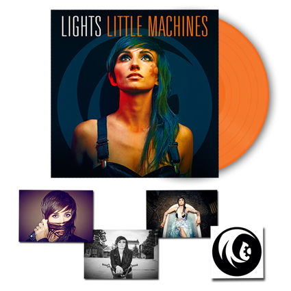 Lights: Little Machines Vinyl Boxset