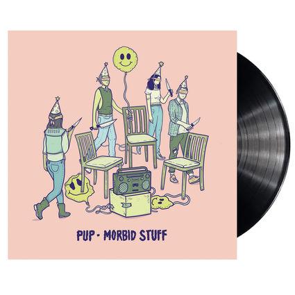 PUP: Morbid Stuff (LP)