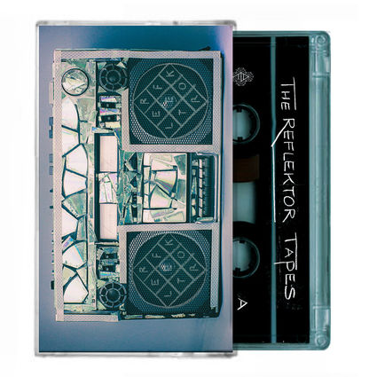 Arcade Fire: The Reflektor Tapes Cassette