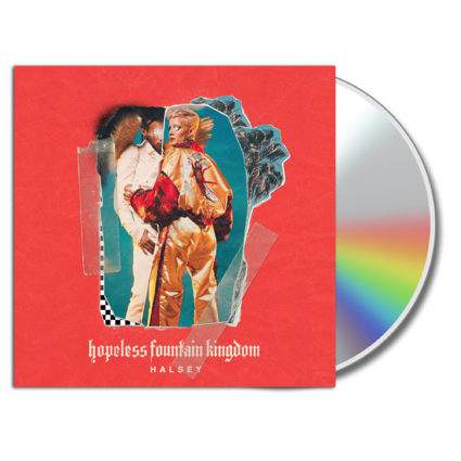 Halsey: hopeless fountain kingdom: cd album