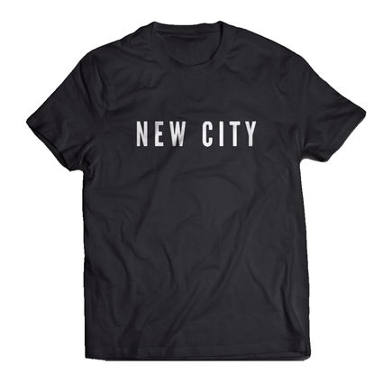 New City: New City Logo Tee