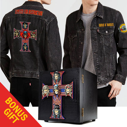 Guns N' Roses: Appetite For Destruction - Locked N' Loaded Edition + Levi's AFD Jacket