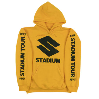Justin Bieber: Stadium S Yellow Hoodie