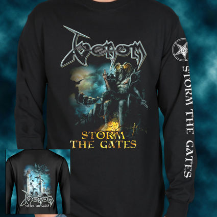 Venom: Storm The Gates Longsleeve