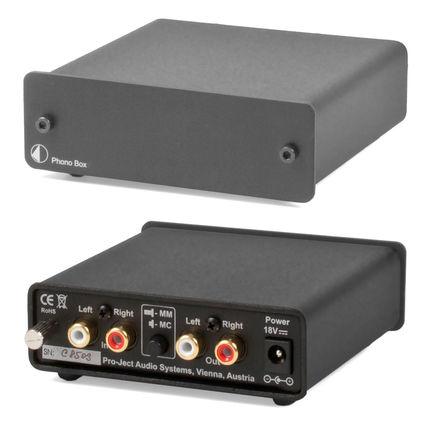 Pro-Ject: Pro-Ject Audio Phono Box
