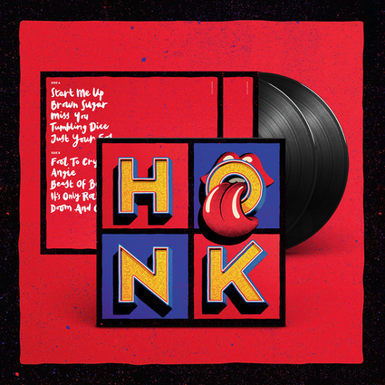 The Rolling Stones: Honk (2LP)