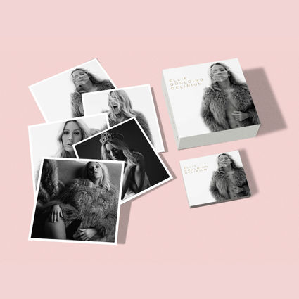 Ellie Goulding: Delirium Deluxe CD Boxset + Digital MP3
