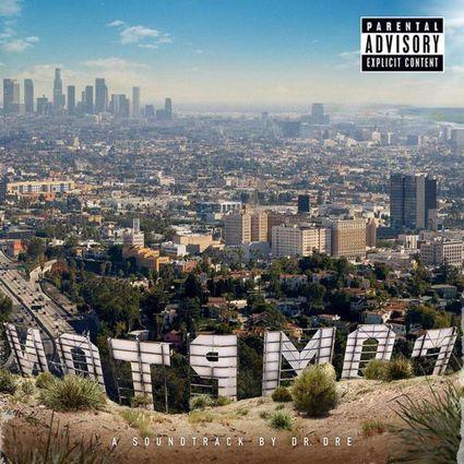 Dr. Dre: Compton (CD)