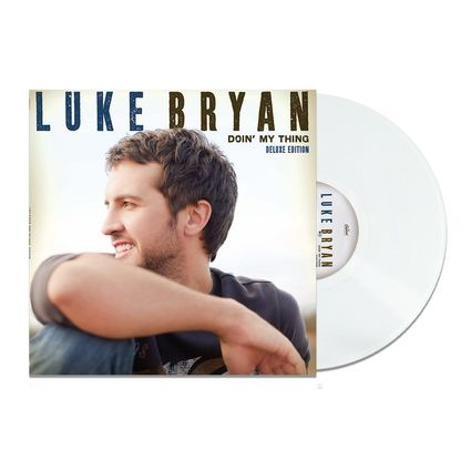 Luke Bryan: Doin' My Thing (Deluxe Edition) (Clear) (LP)