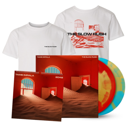 Tame Impala: LP T-Shirt Collection