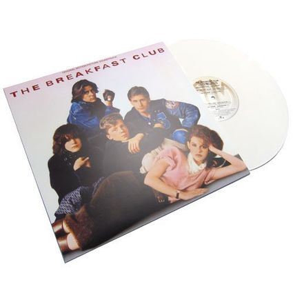 Soundtrack: Breakfast Club (OST - White Vinyl)