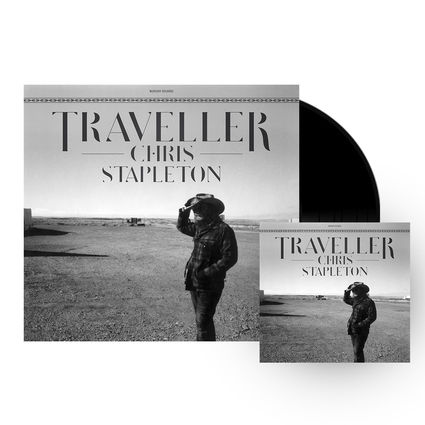 Chris Stapleton: Traveller Vinyl + CD Bundle