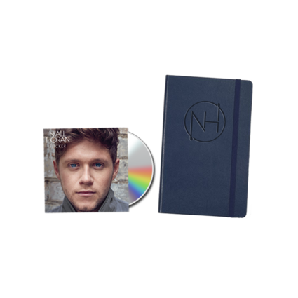 Niall Horan: Flicker CD + Journal