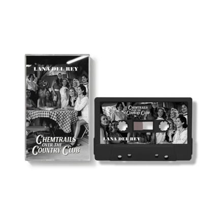 Lana Del Rey: Chemtrails Over the Country Club Exclusive Cassette 1