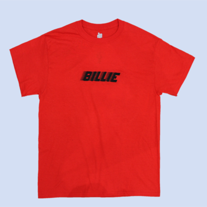 Billie Eilish: RED BILLIE TEE