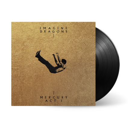 Imagine Dragons: Mercury - Act I Standard Vinyl