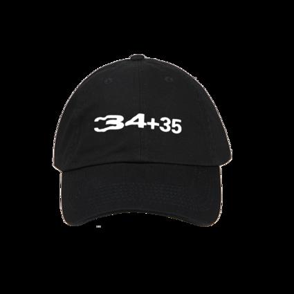 Ariana Grande: 34+35 DAD HAT