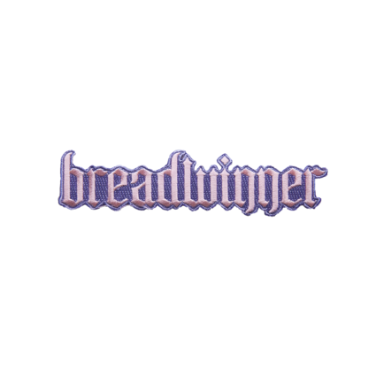 Kacey Musgraves: BREADWINNER SEW-ON PATCH