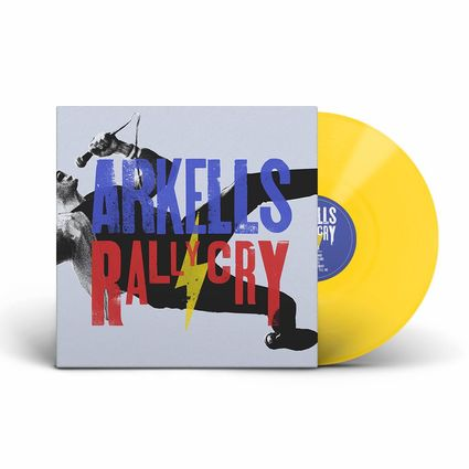 Arkells: Rally Cry (Opaque Yellow Vinyl)