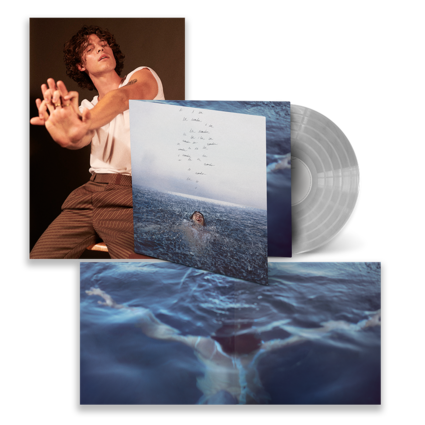 Shawn Mendes: WONDER CLEAR VINYL