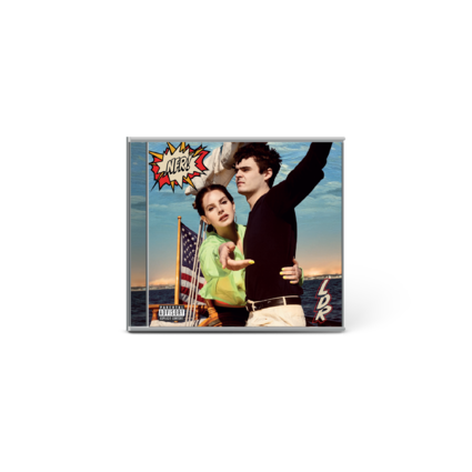 Lana Del Rey: Norman Fucking Rockwell CD