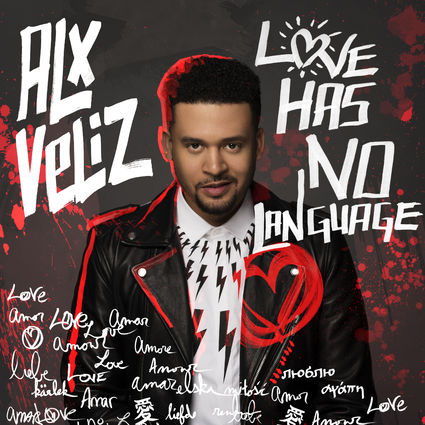 Alx Veliz: Love Has No Language Autographed CD