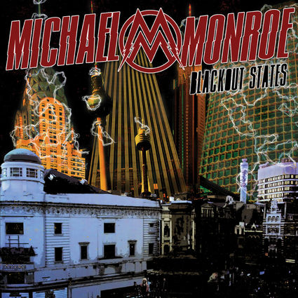 Michael Monroe: Blackout States