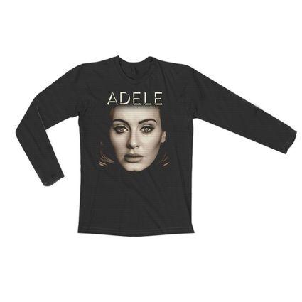 Adele: Cover Longsleeve T-Shirt